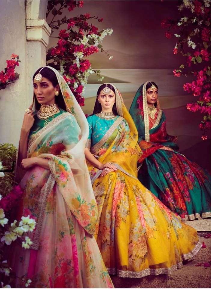 5efe8b916906 Sabyasachi spring 2018. Sabyasachi spring 2018 Sabyasachi, Summer Collection  ...