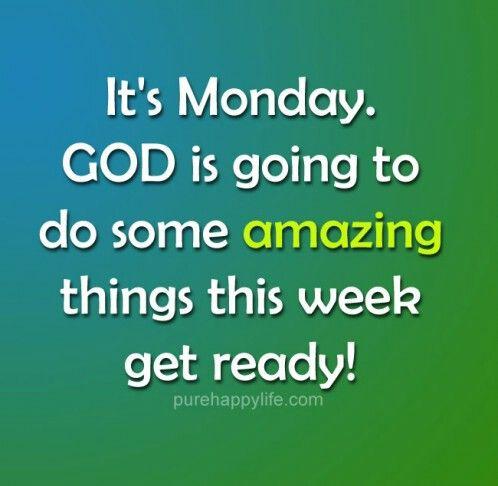 Amazing Monday! :) ♥♡♥♡♥