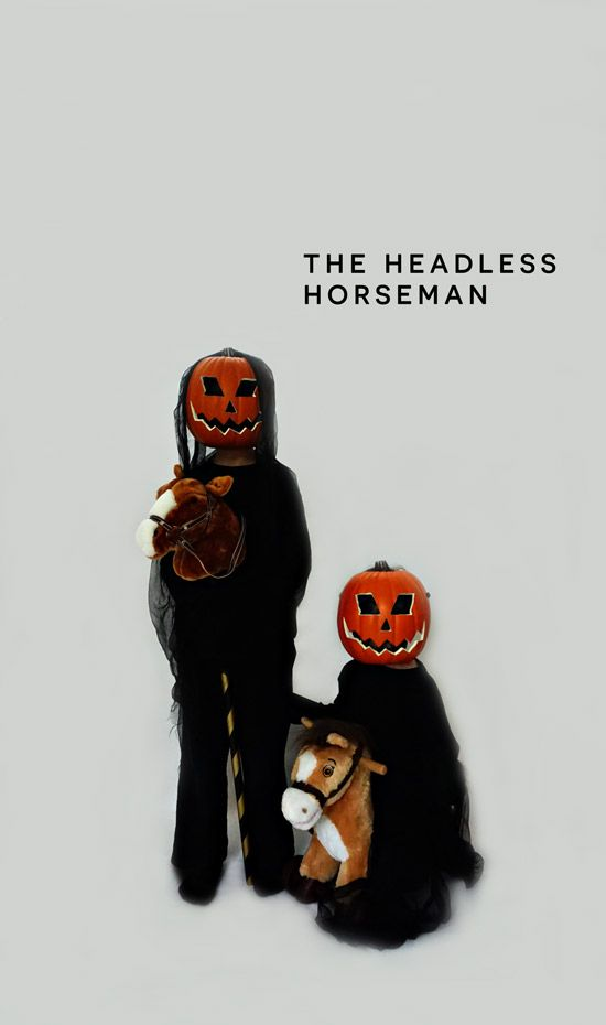 DIY // Headless Horseman Costume from MichaelsMakers The Design Confidential