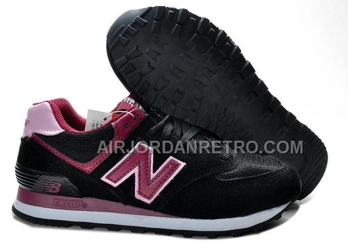 http://www.airjordanretro.com/new-womens-balance-wl574pgg-black-pink-shoes.html NEW WOMENS BALANCE WL574PGG BLACK PINK SHOES Only $68.00 , Free Shipping!