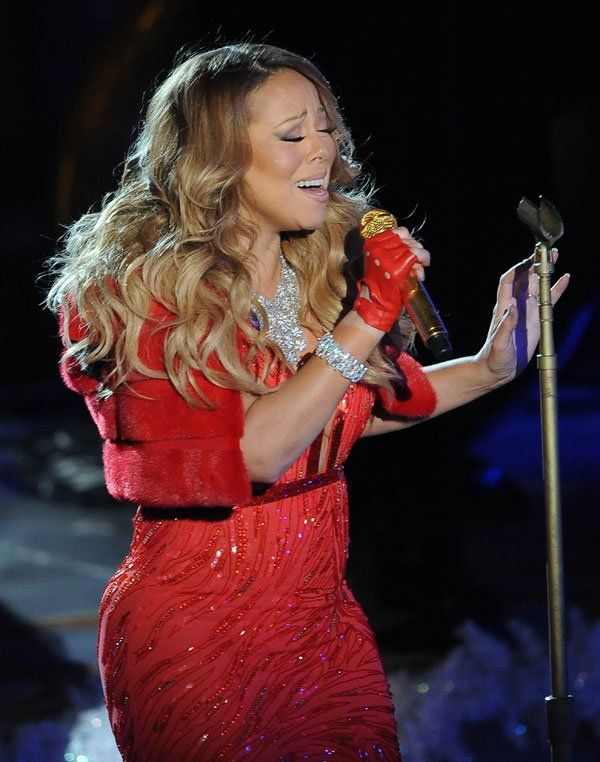 Mariah Carey Weight Gain — Singer Gorging On Pizza, Ice Cream After Divorce   Radar Online