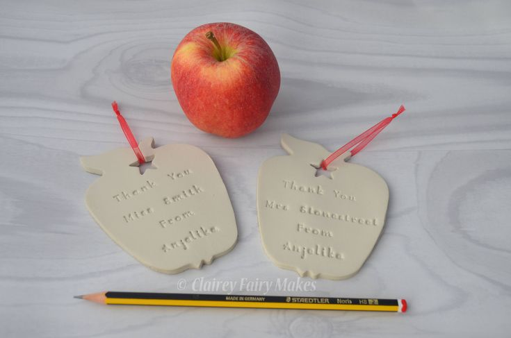 Personalised Teacher gift by ClaireyFairyMakes on Etsy