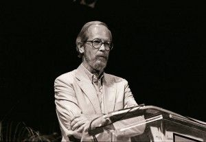 Elmore Leonard's 10 rules for writing. I love his work. He's the best as far as dialogue goes, so I will at least try to follow his rules about that.