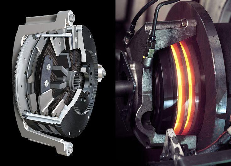 Silicon Carbide Fibers : The porsche carrera gt carbon fibre reinforced silicon