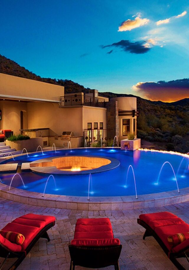 17 Best Waterfalls Water Features Images On Pinterest Pools Water Fountains And Pool Designs