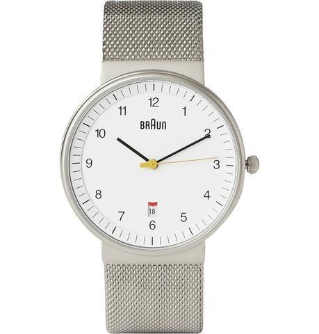 Braun Watch / designed by Dieter Rams