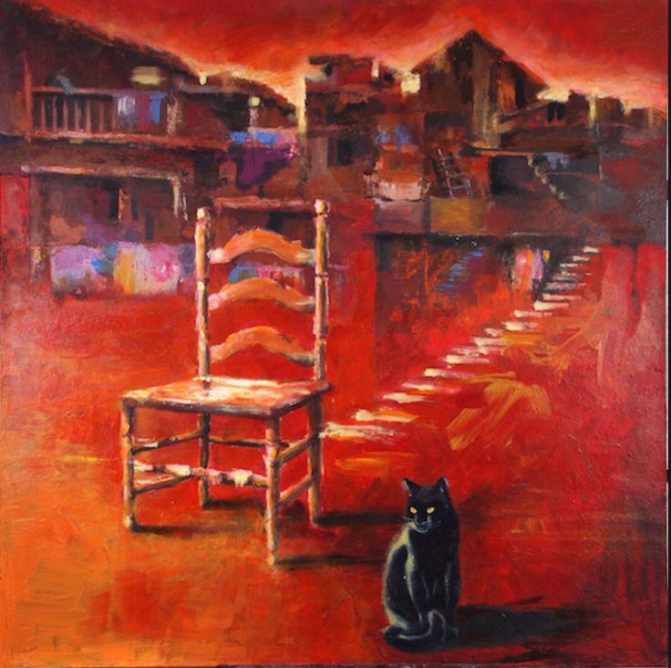 Gato negro  Jairo Usma
