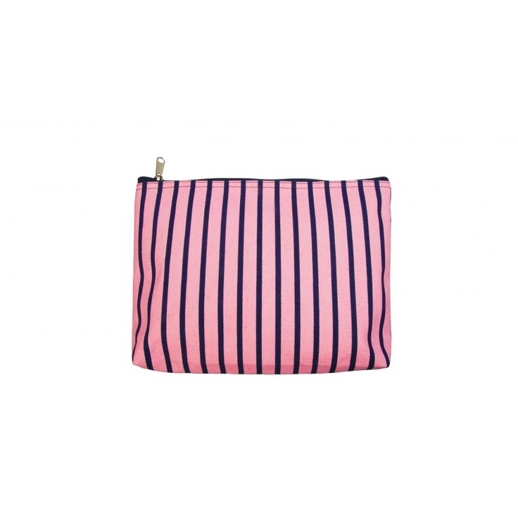 Influenced by the organizational skills of one of her friend in Japan, 'Rebecca Williams' designed this entire range of cosmetica pouches- as they are often so called. These printed unisex canvas pouch with top-zippered closure and matching lining inside, is must have for all those who believe in philosophy of getting 'right things at the right time' and inspire confidence in others.