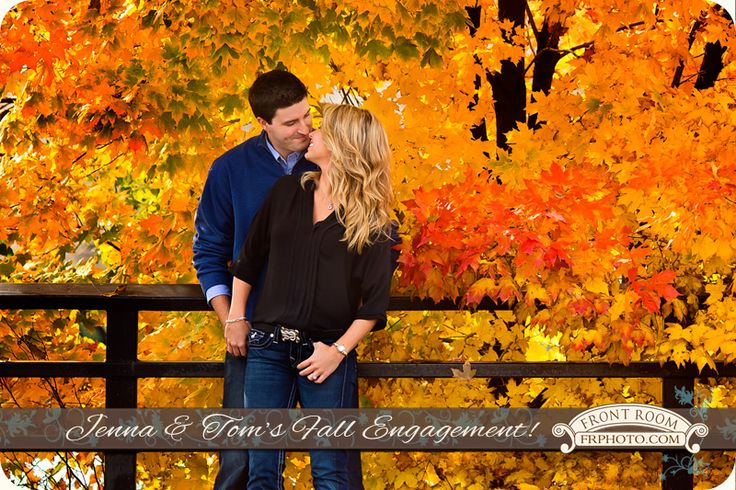 milwaukee fall engagement photos - Google Search