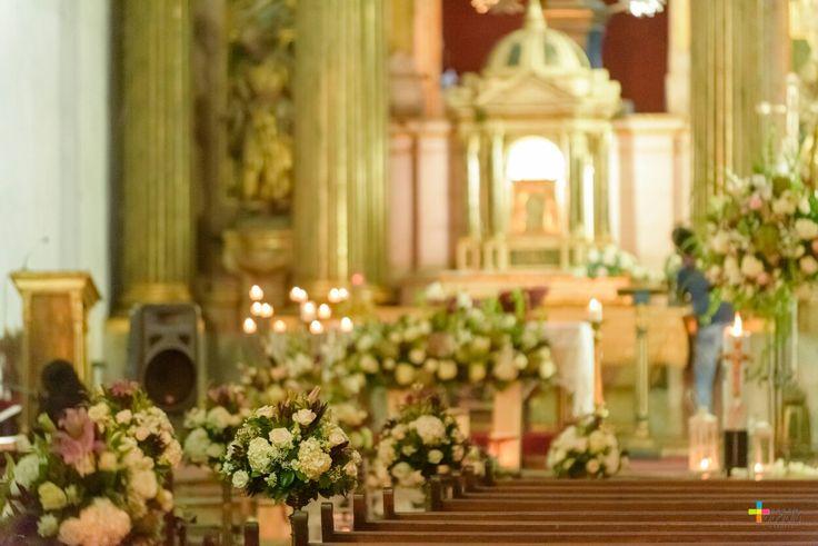 Church... Wedding ... Flowers...decoration