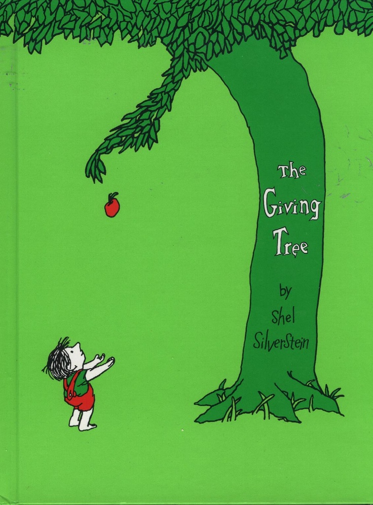 Shel Silverstein - The Giving Tree | babes: booklist ...