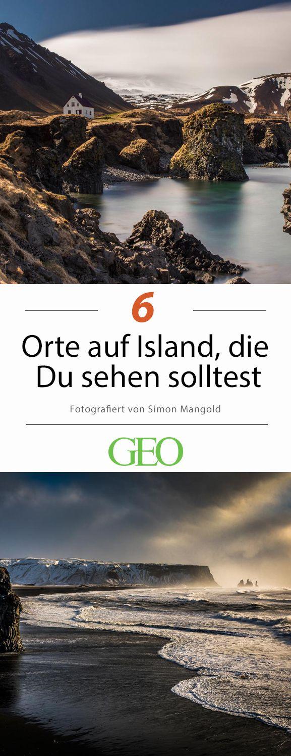 Leserfotograf des Monats: Sechs Orte auf Island, an denen das perfekte Bild gelingt