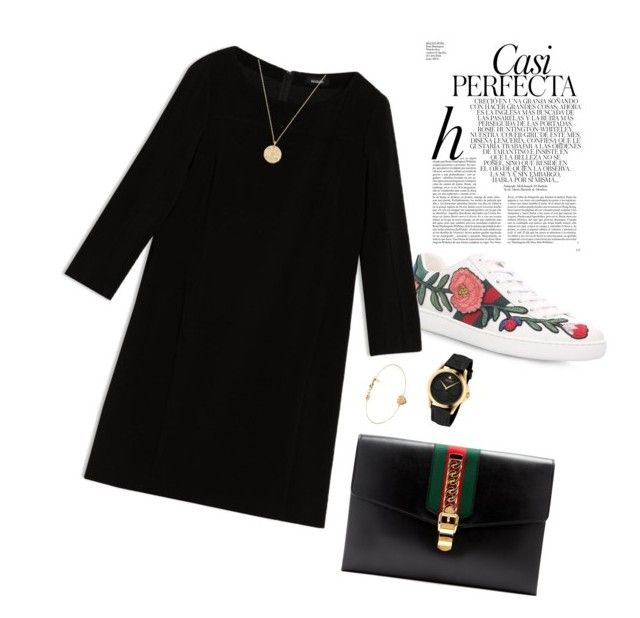 """""""Casual Chic"""" by pitaa29 on Polyvore featuring Gucci, Max&Co. and Whiteley"""