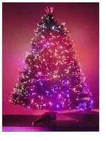 2 ft Fiber Optic Christmas Tree - LED Trees Lights  2 ft