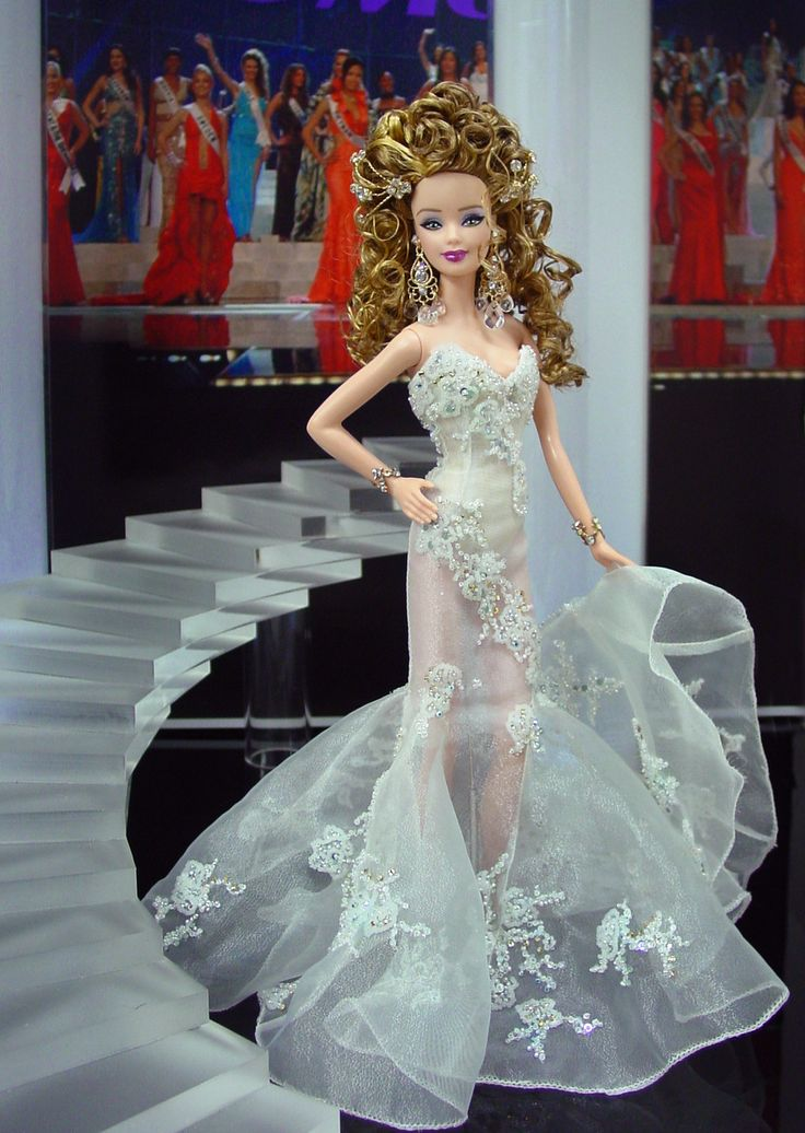 608 best Barbie Doll images on Pinterest | Barbie clothes, Barbies ...
