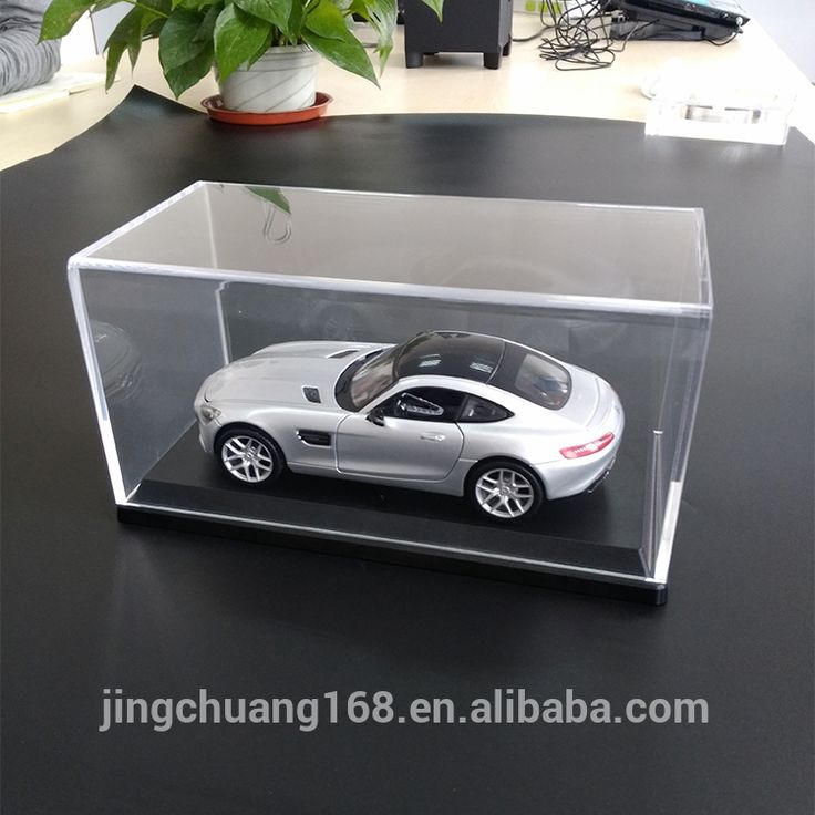 OEM ODM custom toy product transparent large plexiglass rectangle large clear case acrylic display box with lid