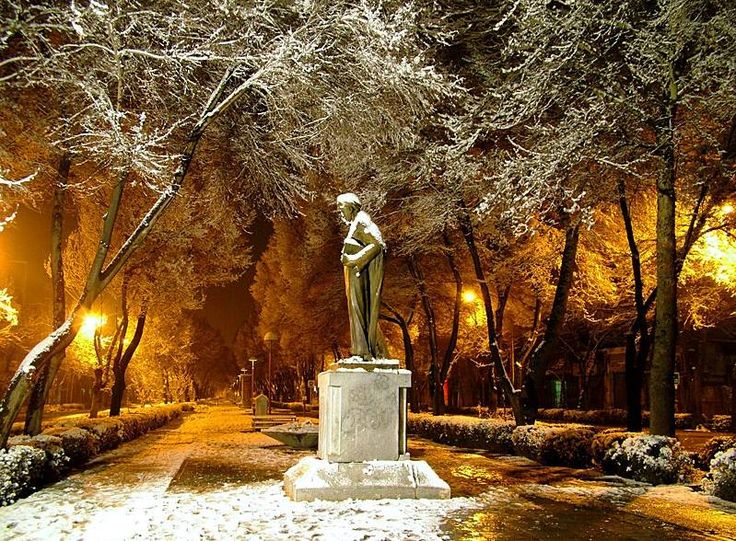 ChaharBagh St. Esfahan.Iran