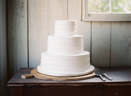 hautefavesdeux:    no wedding, just cake    New life motto