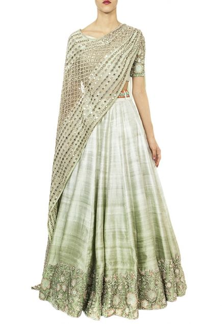 Latest Collection of Lehengas by Ridhima Bhasin