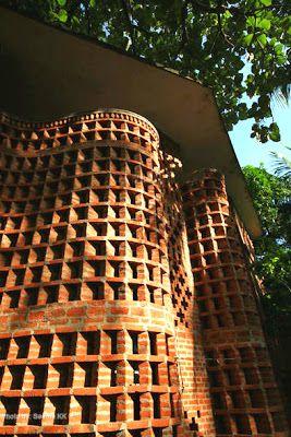 artnlight: Laurie Baker Architecture