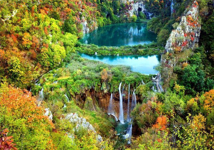 Chorwacja - najpiękniejsze miejsca