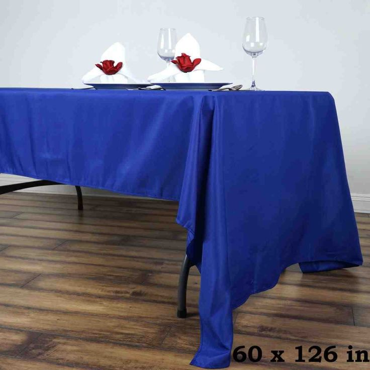 New Post blue tablecloths for sale
