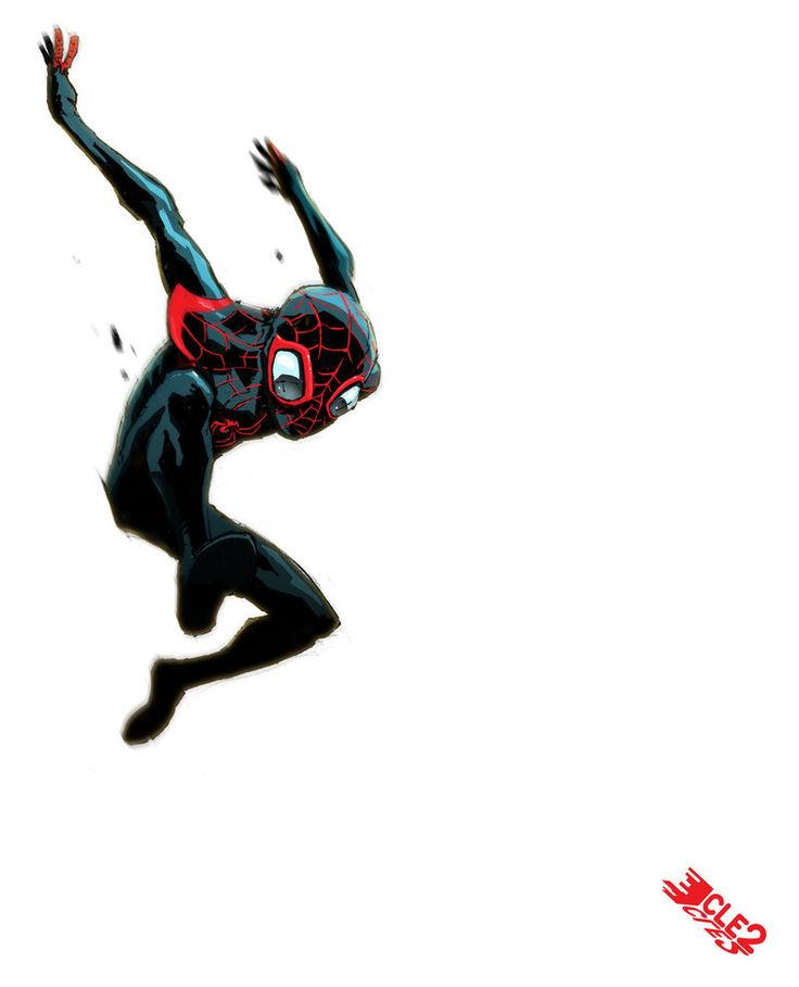 Miles Morales By CLE2 On DeviantArt