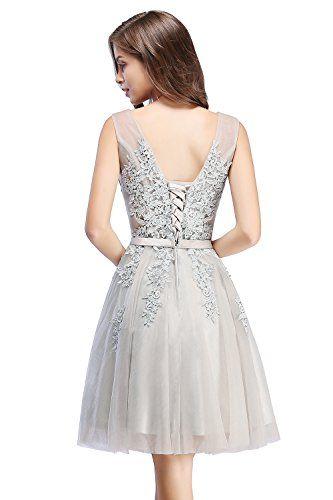 Doppel V-ausschnitt Perlen Satin Homecoming Kleider 2019 Zwei Stücke Graduation Party Kleid Vestido Corto Para Fiesta Weddings & Events