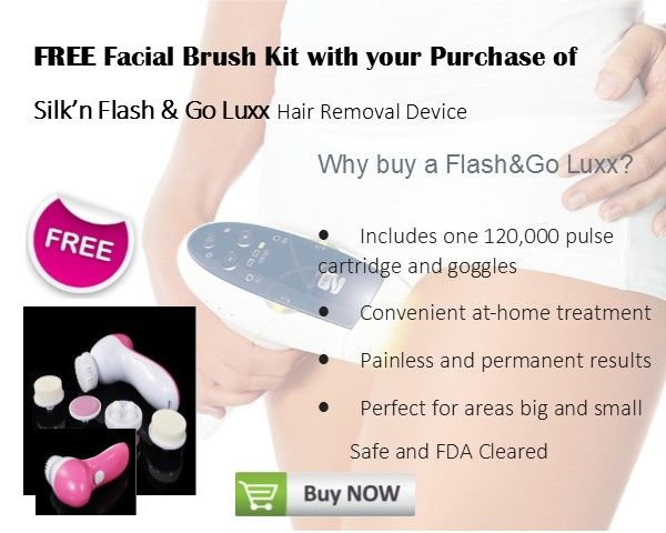 *Special Offfer!! #silkn #luxx #hairremoval #bikiniline #facialhair #laser #hair #removal #ihairremoval #ipl #hpl #diode  https://ihairremoval.com/products/silkn-flash-go-luxx-hair-removal-device-electronic-facial-brush