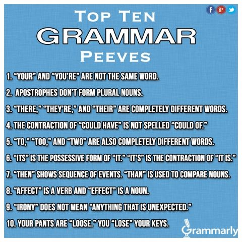 77 best Grammar Funnies images on Pinterest | English ...