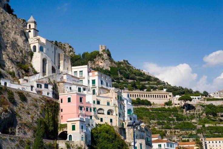 Italia, Amalfi