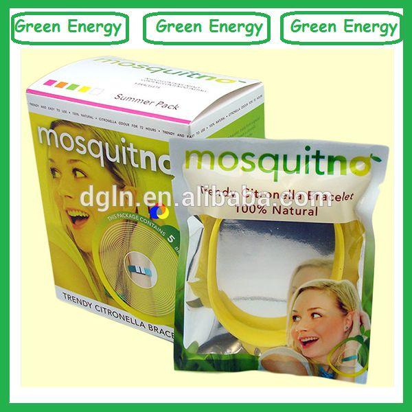 Fashionable design Citronella oil silicone mosquito repellent bracelet/anti mosquito products