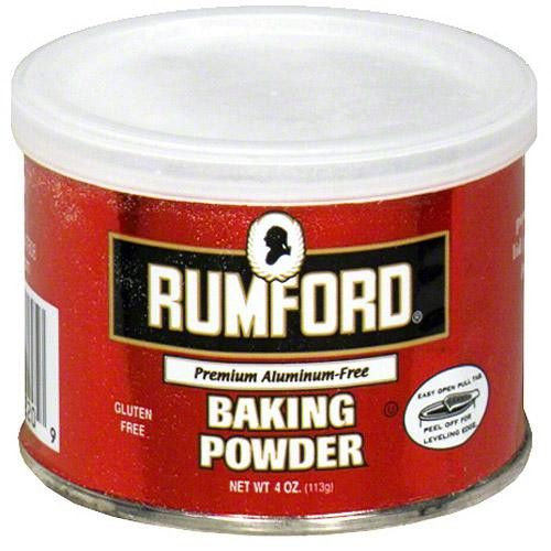 Rumford Baking Powder (24x4 Oz)