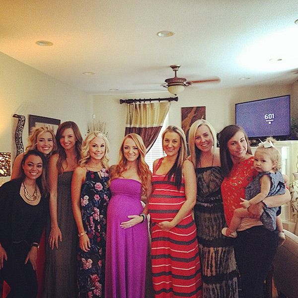 Maci Bookout Celebrates Baby Shower Amidst 'Teen Mom' Drama