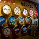 Coors Brewery tour.: Brewing Blue, Colors Colorado, Rocky Mtn, Coors Brewery, Brewery Tours, Blue Moon, Golden Colorado, Mtn High, Colorado Todo