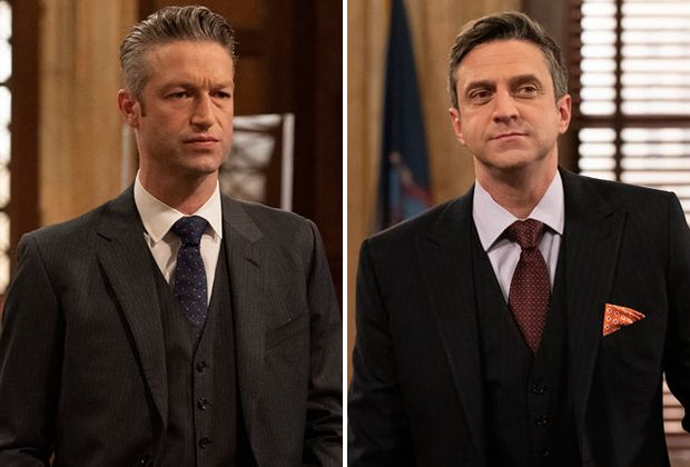 Law Order Svu S Carisi Vs Barba Who Came Out On Top In 2021 Law And Order Svu Rafael Barba
