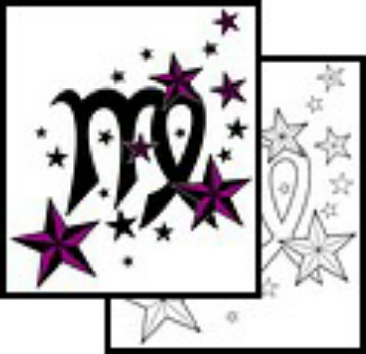 1000 Ideas About Virgo Tattoo Designs On Pinterest: Virgo Tattoo- Love This One Too