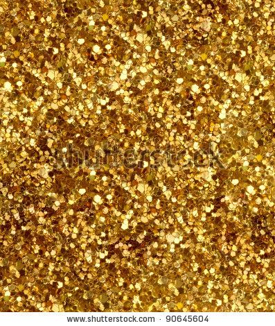 background of sequins closeup - stock photo