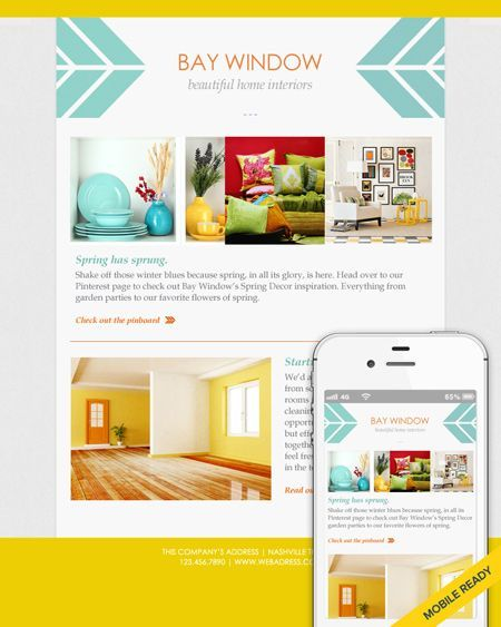 Best Email Template Images On Pinterest Email Template Design - Eblast template