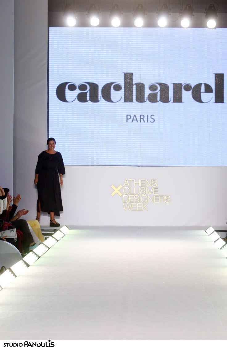 Cacharel catwalk