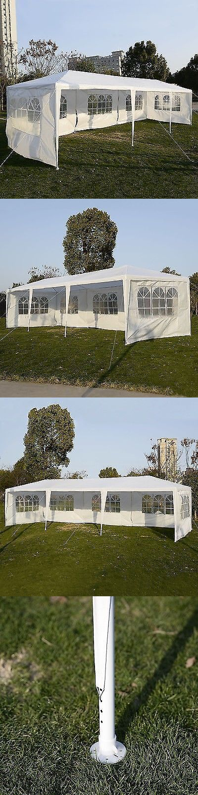 Marquees and Tents 180994: 10 X30 Party Wedding Outdoor Patio Tent Canopy Heavy Duty Gazebo Pavilion Event -> BUY IT NOW ONLY: $99.99 on eBay!