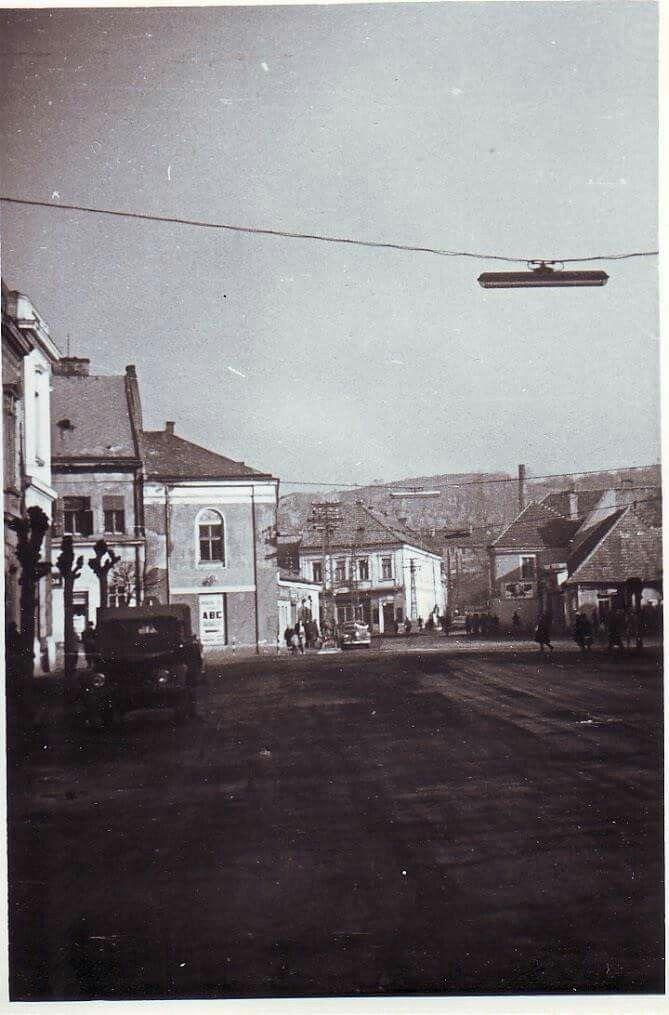 1950-es évek. Széchenyi tér