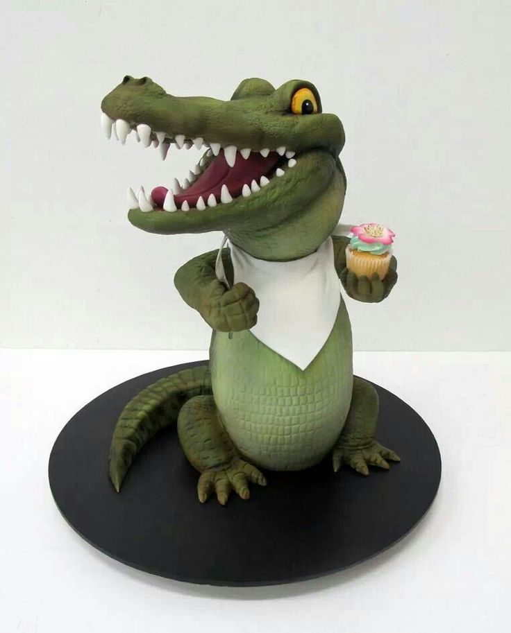 Cake Decorating Classes Dundee : 60 best Gator and Croc Cakes images on Pinterest Animal cakes, 3d cakes and Alligator cake