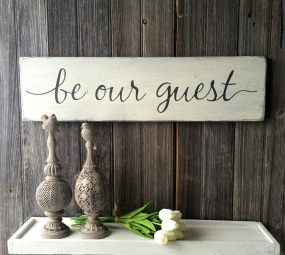Guest Room Sign Decor: 1000+ Ideas About Guest Room Sign On Pinterest