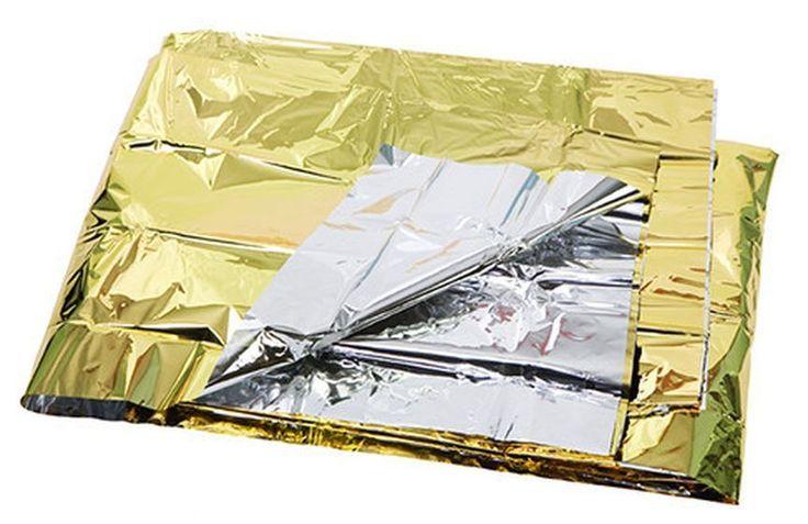 Foil Body Wrap Gold (1)