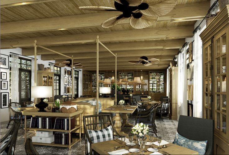 Project Sanchaya - Bintan Island - #Indoor #Design #diningroom