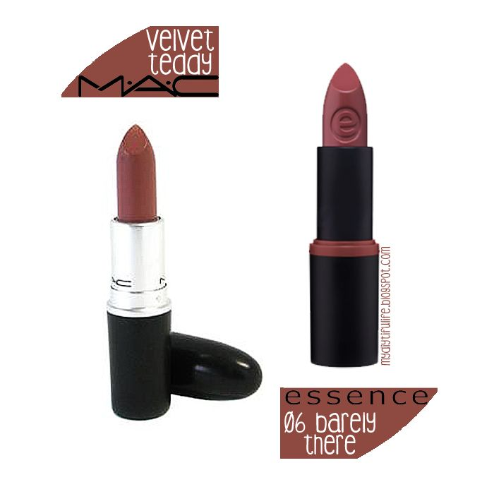 myDIYtifuLife: Essence & Wet'n'Wild Dupes von Mac-Lippenstiften – Mac Dupes Under…