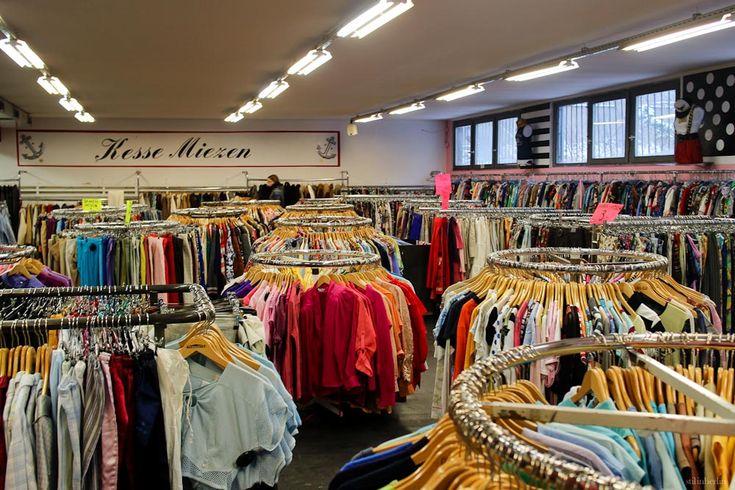 Berlin, Berlin shopping, Garage, second-hand in Berlin, Kleidermarkt