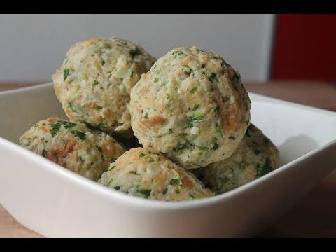Semmelknödel Selber Machen (Rezept) || Homemade Bread Dumplings (Recipe)...