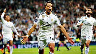 Chicharito da el pase al Real Madrid - http://www.tvacapulco.com/chicharito-da-el-pase-al-real-madrid/